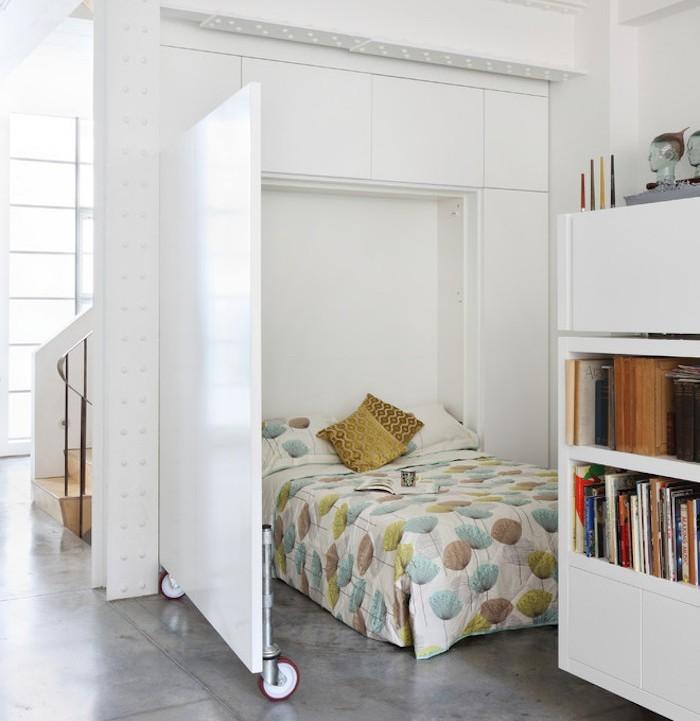 Cloison amovible pour chambre id es de travaux - Separation amovible pour chambre ...