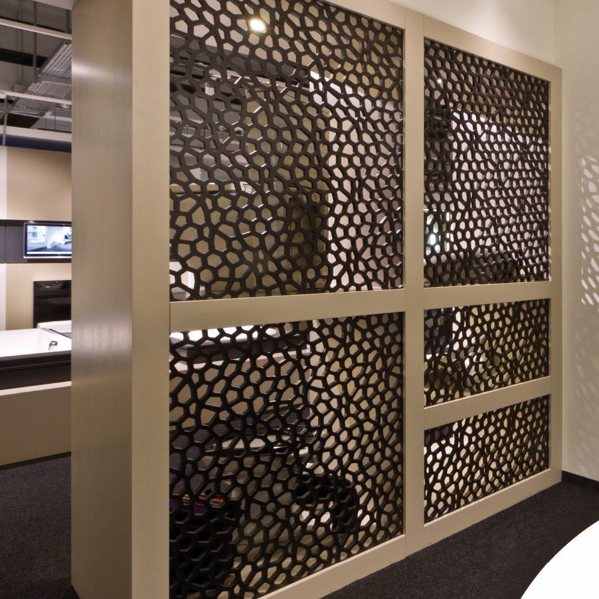 cloison de separation sans percer id es de travaux. Black Bedroom Furniture Sets. Home Design Ideas