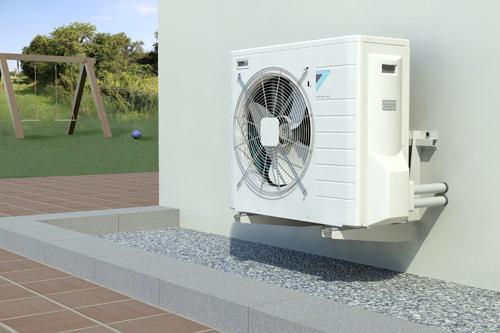Pompe à chaleur air-eau pompe à chaleur daikin altherma basse température