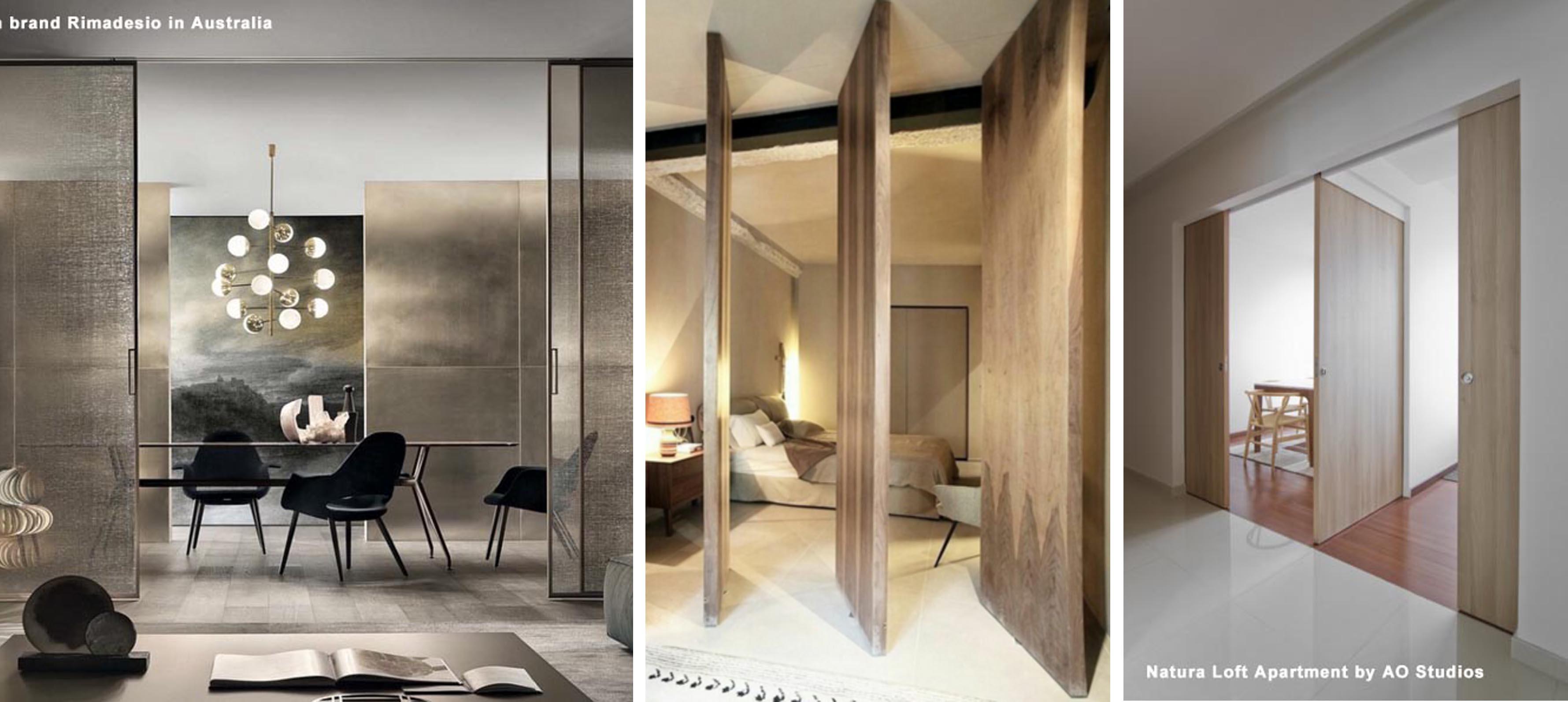 Cloison mobile appartement - Idées de travaux
