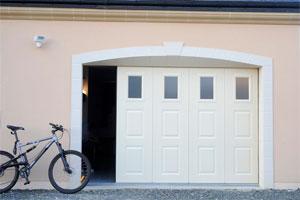 Porte de garage pliante lapeyre