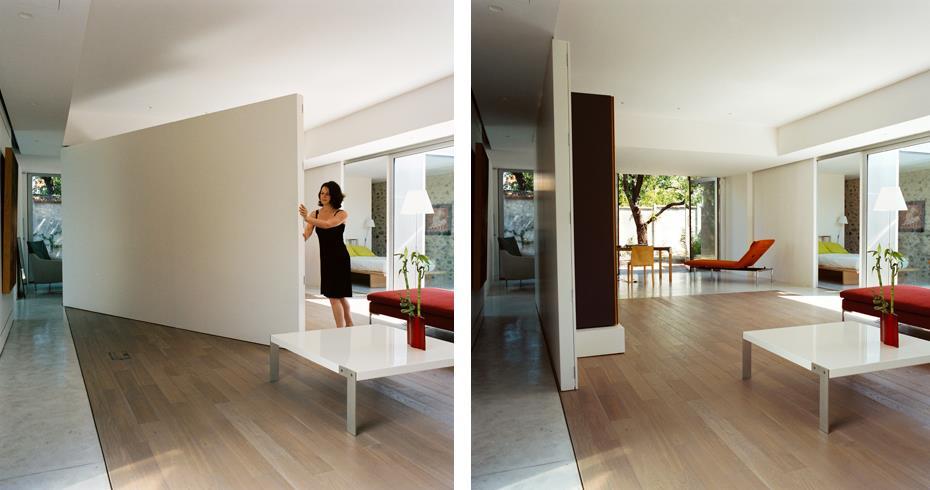 cloison amovible fait maison id es de travaux. Black Bedroom Furniture Sets. Home Design Ideas