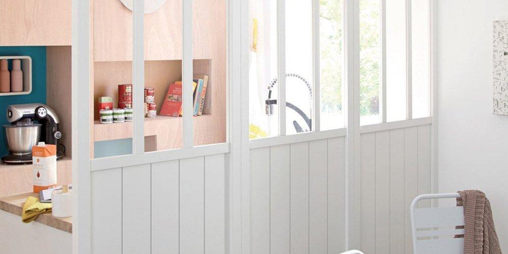 cloison amovibles separation de pieces id es de travaux. Black Bedroom Furniture Sets. Home Design Ideas