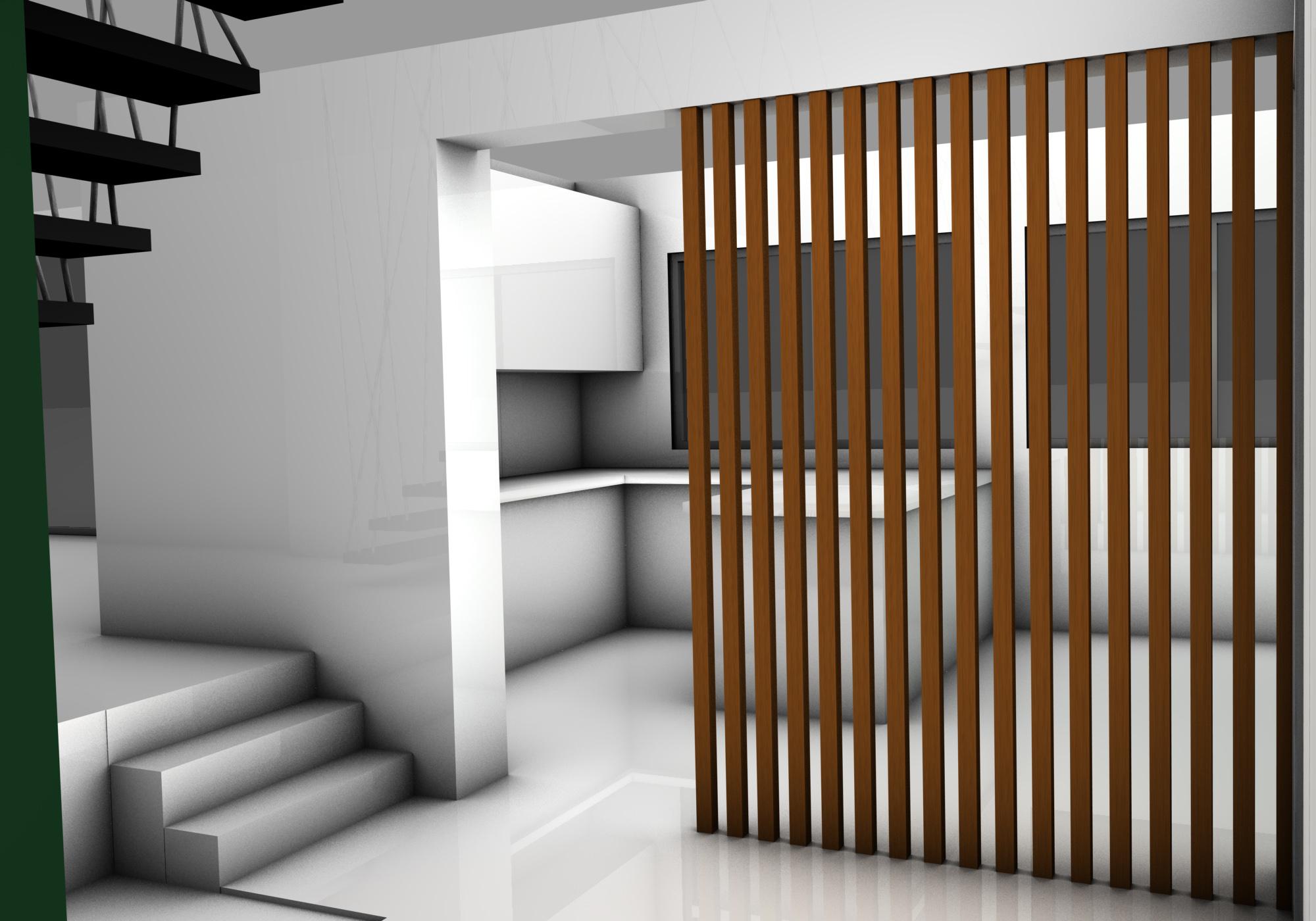cloison mobile en bois design id es de travaux. Black Bedroom Furniture Sets. Home Design Ideas