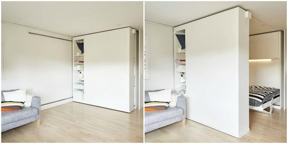 Cloisons amovibles appartement - Idées de travaux
