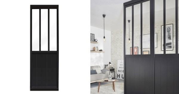 cloison amovible vitr e leroy merlin id es de travaux. Black Bedroom Furniture Sets. Home Design Ideas