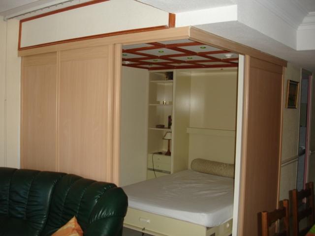Cloison mobile dans appartement - Idées de travaux