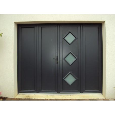 prix porte de garage pvc 4 vantaux id es de travaux. Black Bedroom Furniture Sets. Home Design Ideas