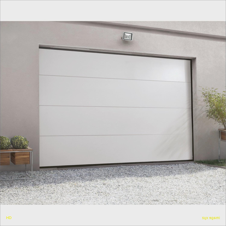 Porte de garage motorisée prix