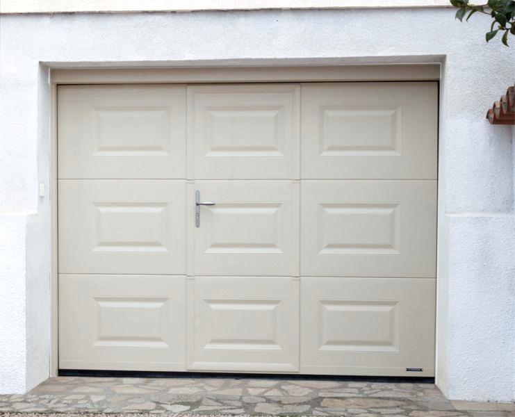 Porte de garage 3 vantaux castorama id es de travaux - Porte de garage castorama ...