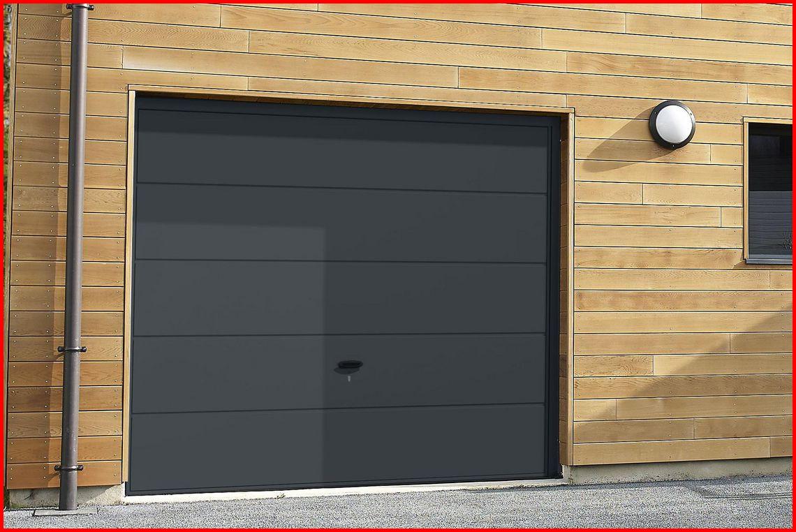 montage porte de garage sectionnelle avec portillon novoferm id es de travaux. Black Bedroom Furniture Sets. Home Design Ideas