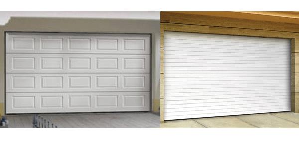 Porte de garage sur mesure belgique id es de travaux Vial porte de garage