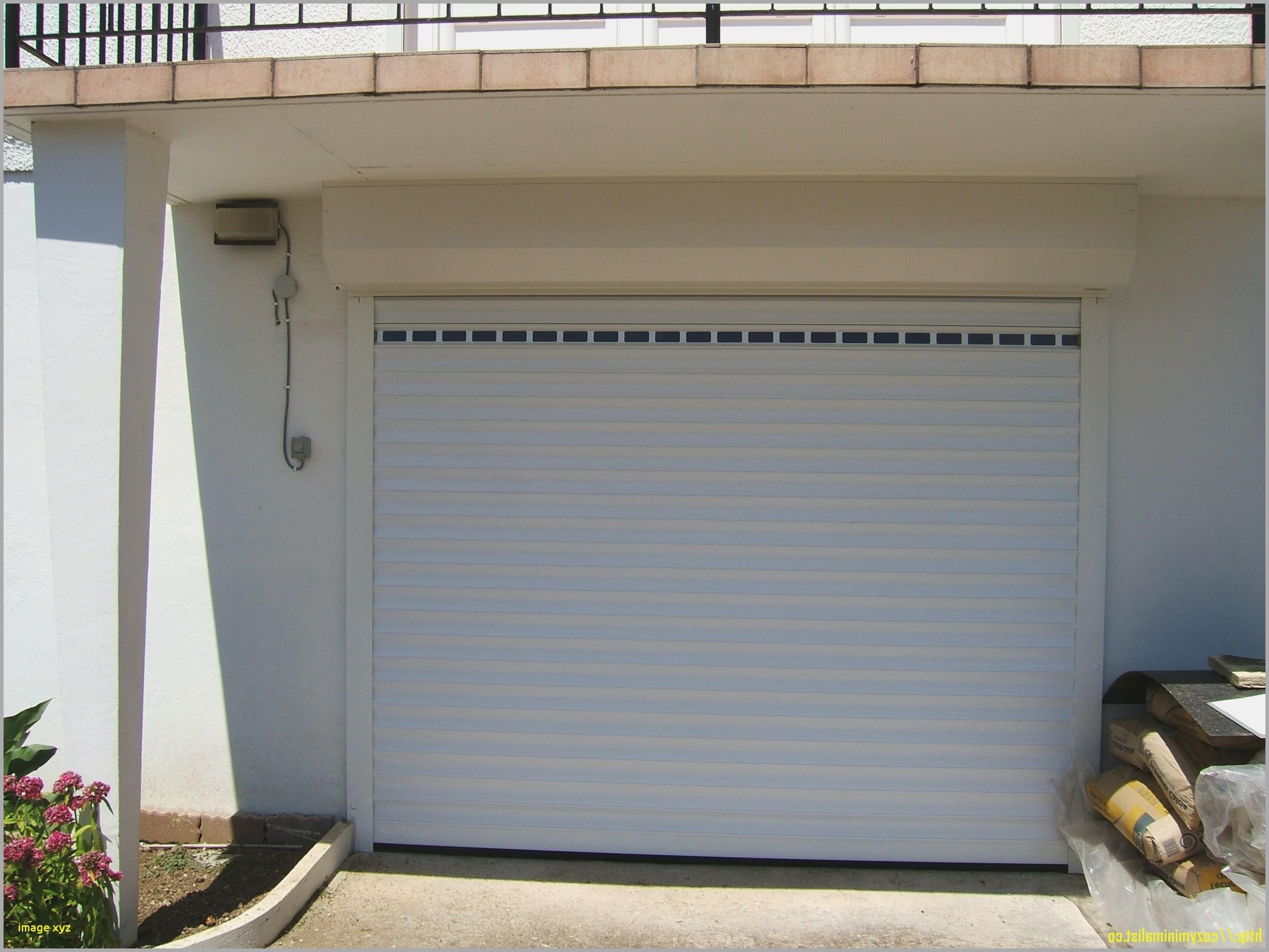 Prix porte de garage enroulable lakal id es de travaux - Prix porte garage ...