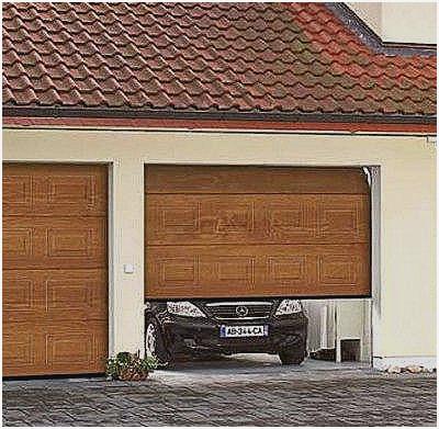 Porte de garage sectionnelle electrique prix id es de travaux - Prix porte de garage electrique ...