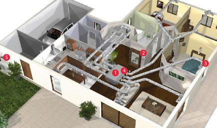 pompe a chaleur air air hitachi gainable id es de travaux. Black Bedroom Furniture Sets. Home Design Ideas