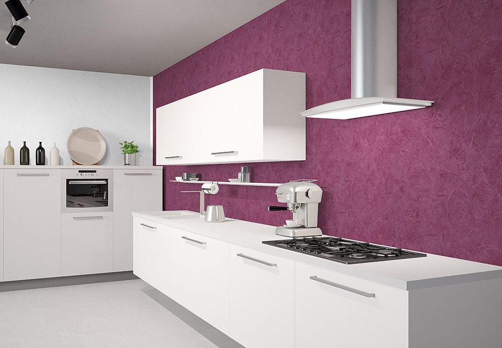 peinture couleur prune pour cuisine id es de travaux. Black Bedroom Furniture Sets. Home Design Ideas