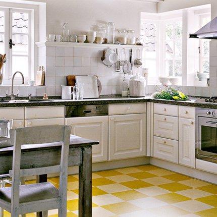 peindre un carrelage de cuisine id es de travaux. Black Bedroom Furniture Sets. Home Design Ideas