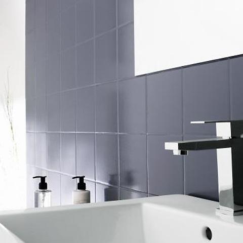 Retirer peinture carrelage salle de bain - Idées de travaux