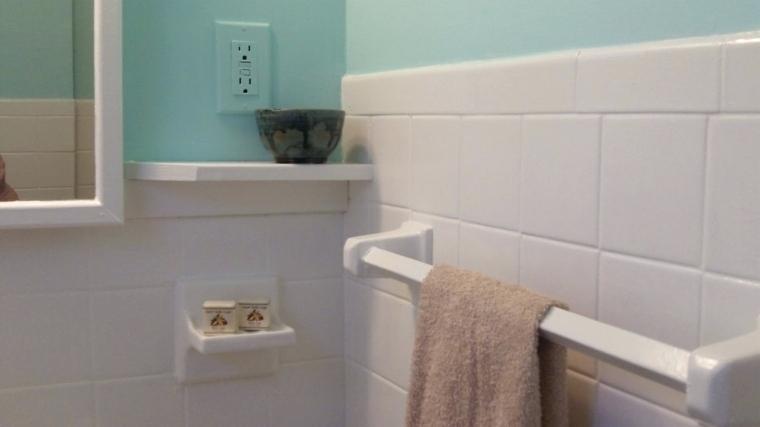 Peinture carrelage salle de bain avis - Idées de travaux