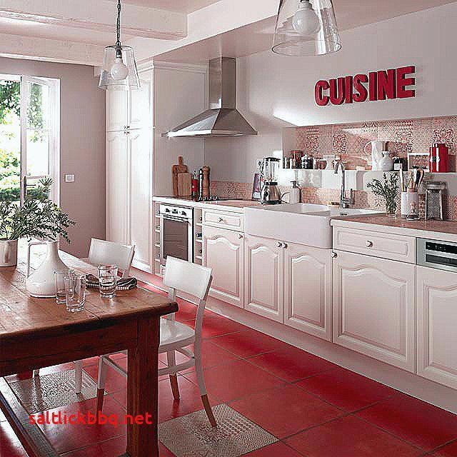 Peinture pour carrelage cuisine rouge id es de travaux - Carrelage mural rouge pour cuisine ...