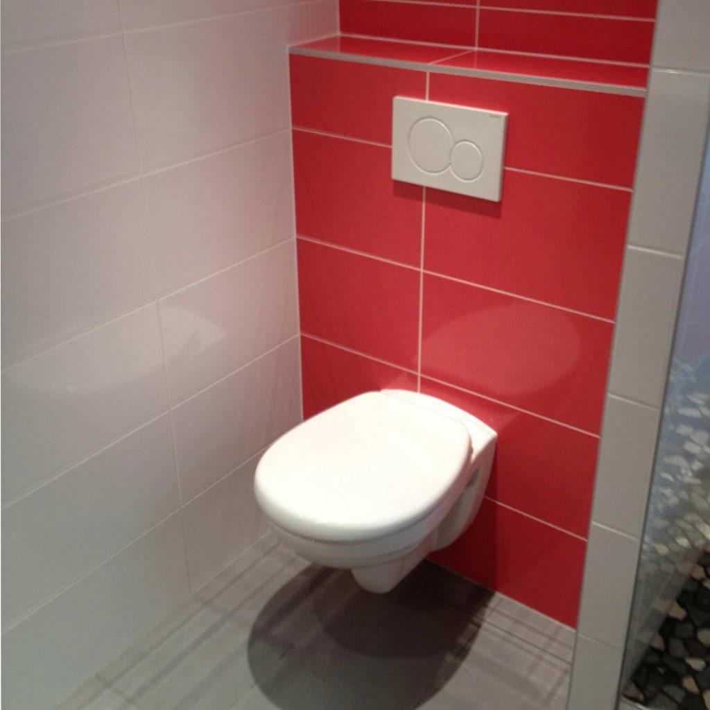 peinture pour carrelage mural toilettes id es de travaux. Black Bedroom Furniture Sets. Home Design Ideas