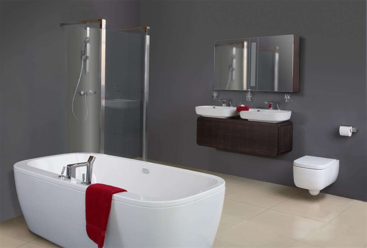 Peinture pour cuisine et salle de bain - Idées de travaux