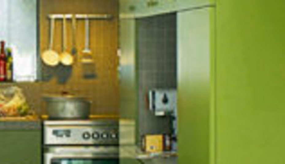 peinture meuble cuisine vert olive id es de travaux. Black Bedroom Furniture Sets. Home Design Ideas