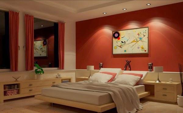 D co peinture chambre coucher id es de travaux - Peinture de chambre a coucher ...