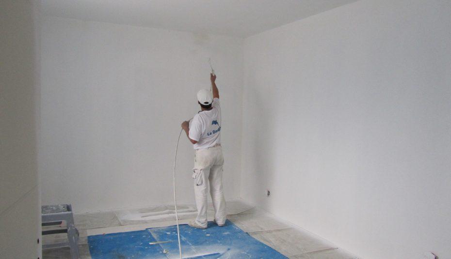 Peinture maison neuve humidit id es de travaux - Peinture maison neuve ...