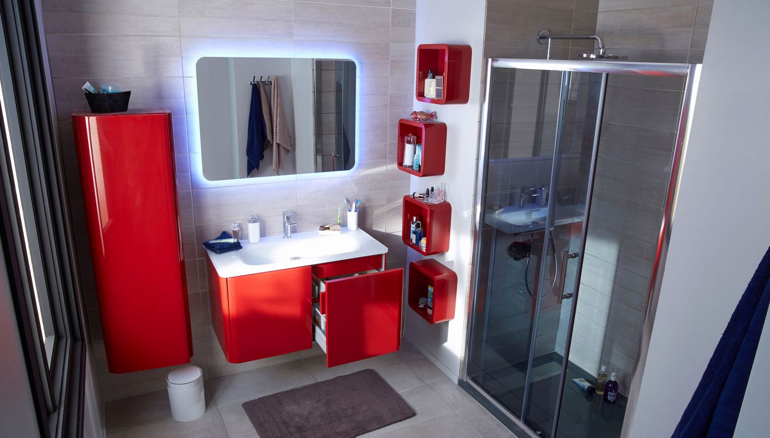 Castorama peinture cuisine salle de bain - Idées de travaux