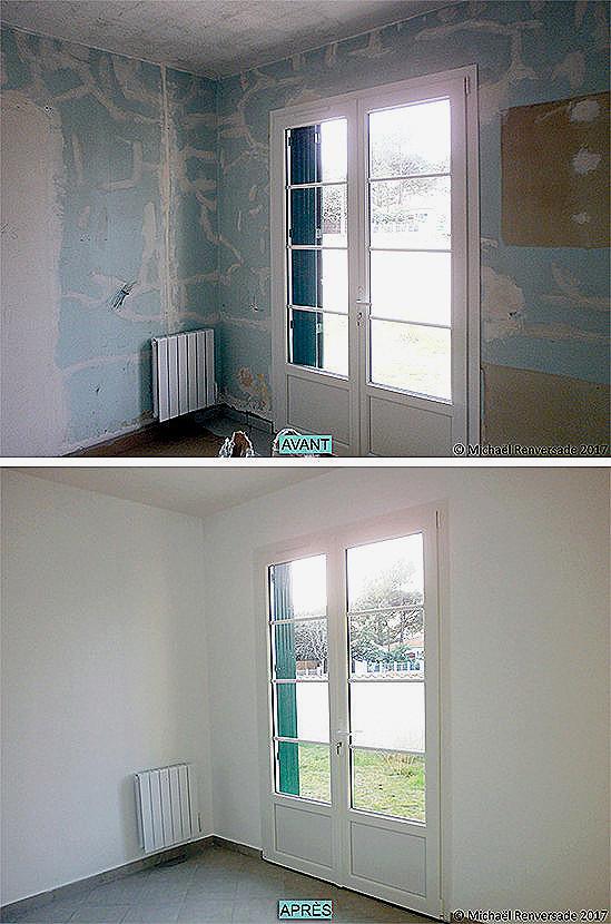 peinture cuisine satin ou mat id es de travaux. Black Bedroom Furniture Sets. Home Design Ideas