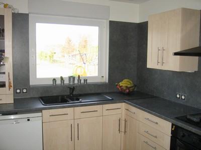 couleur peinture cuisine beige id es de travaux. Black Bedroom Furniture Sets. Home Design Ideas