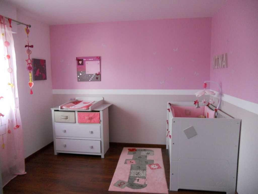 Decoration peinture chambre petite fille - Idées de travaux