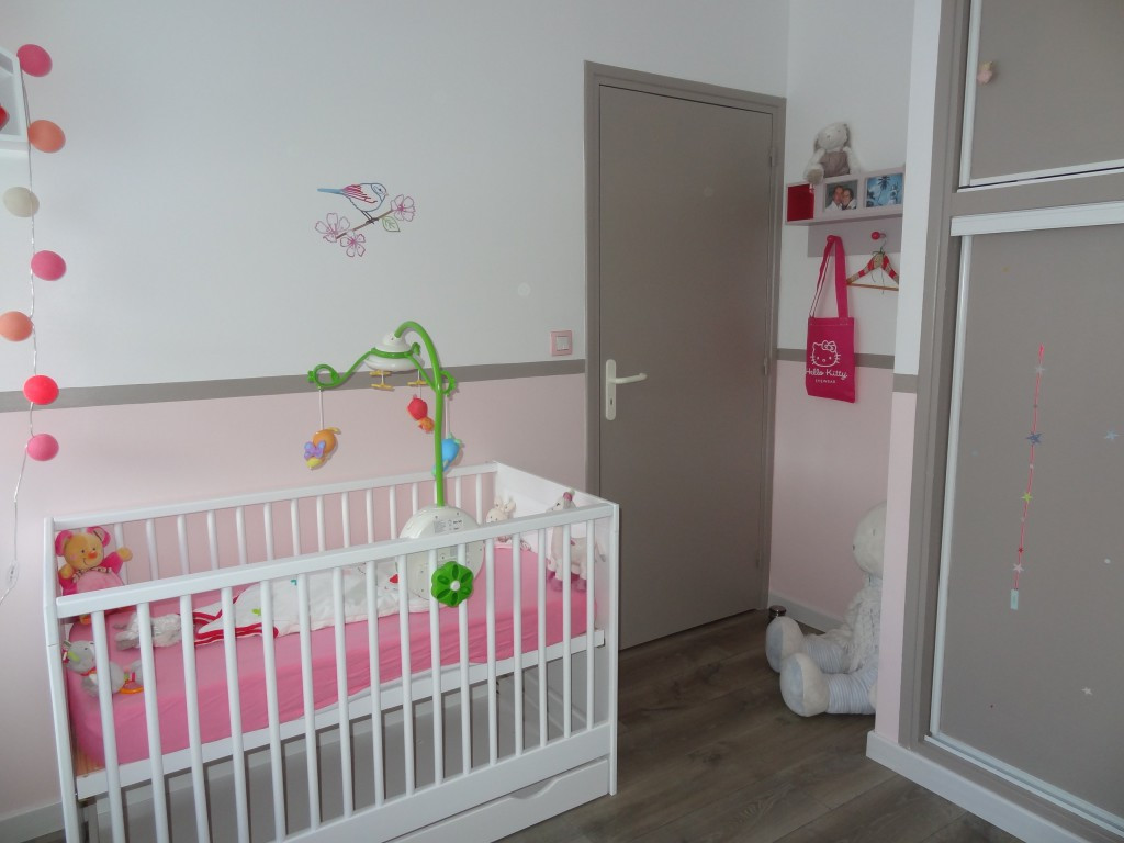 Decoration peinture chambre bébé mixte - Idées de travaux
