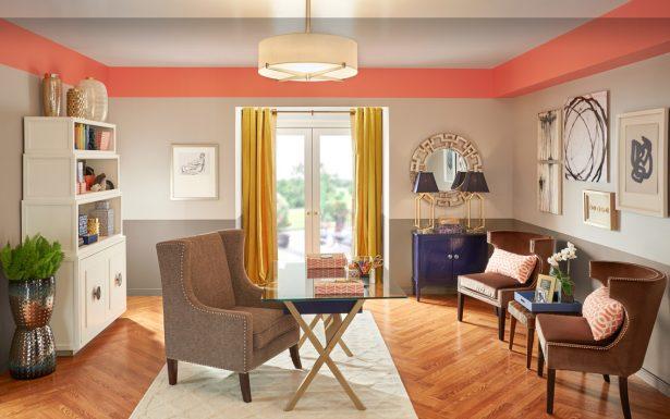 Peinture maison tendance idées de travaux