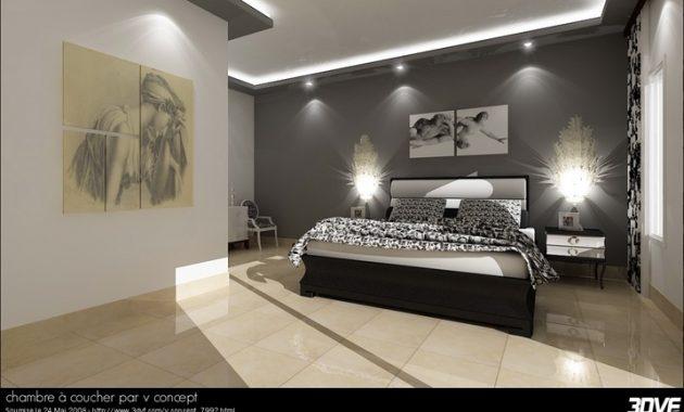 Best Deco Chambre A Coucher Peinture Pictures - House Design ...