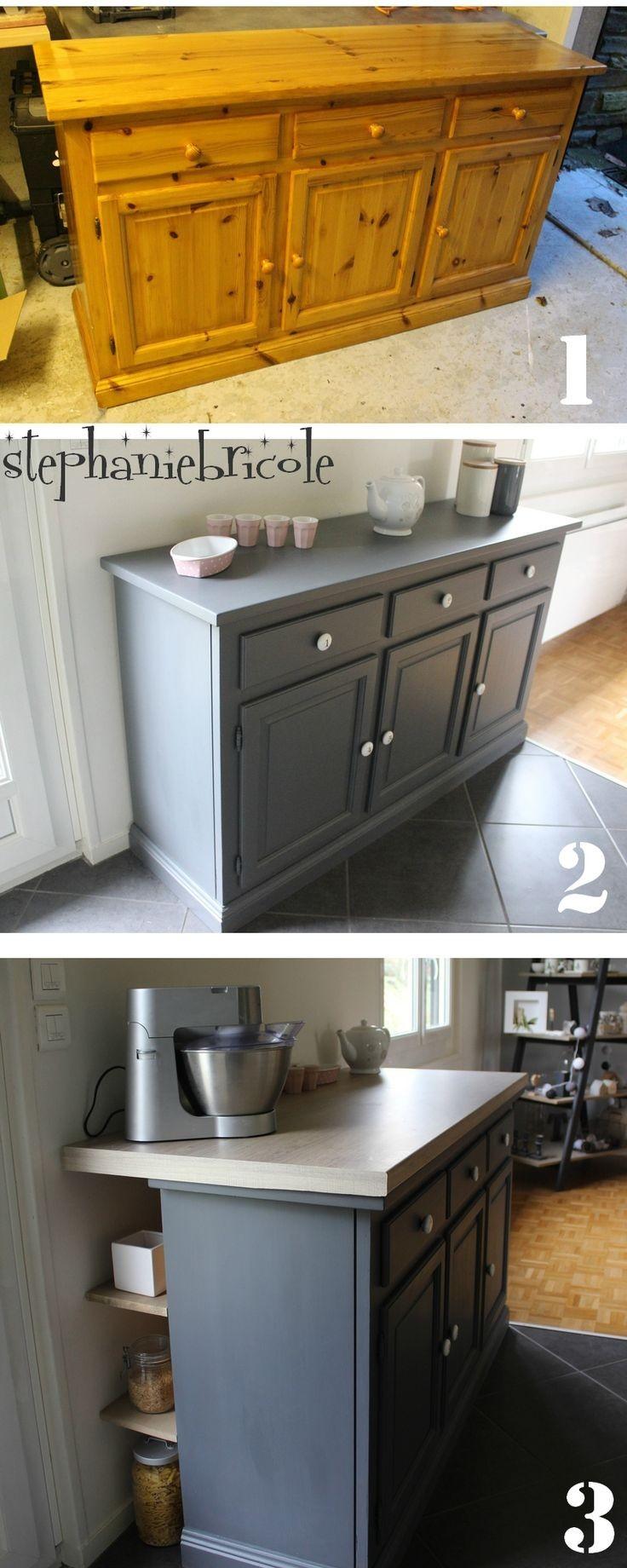 Peinture meuble cuisine mr bricolage id es de travaux Meuble stratifie definition