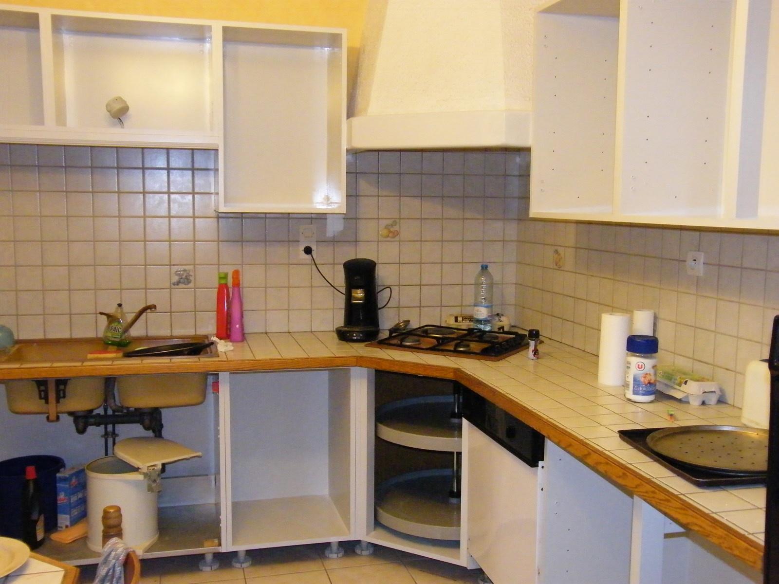 Peinture pour meuble de cuisine ancienne id es de travaux - Peinture a l ancienne pour meuble ...