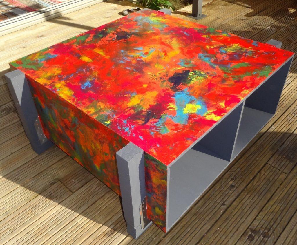 Peinture Acrylique Meuble