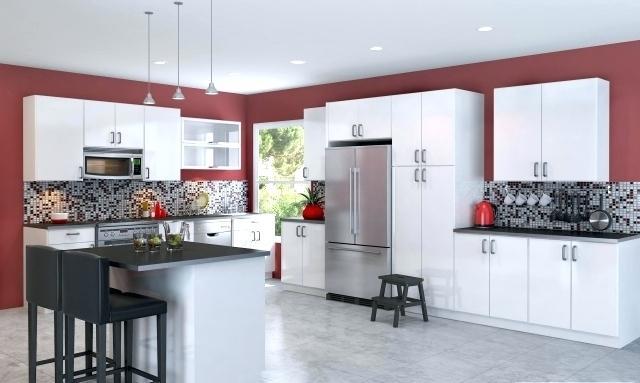 Peindre cuisine blanc laqué - Idées de travaux