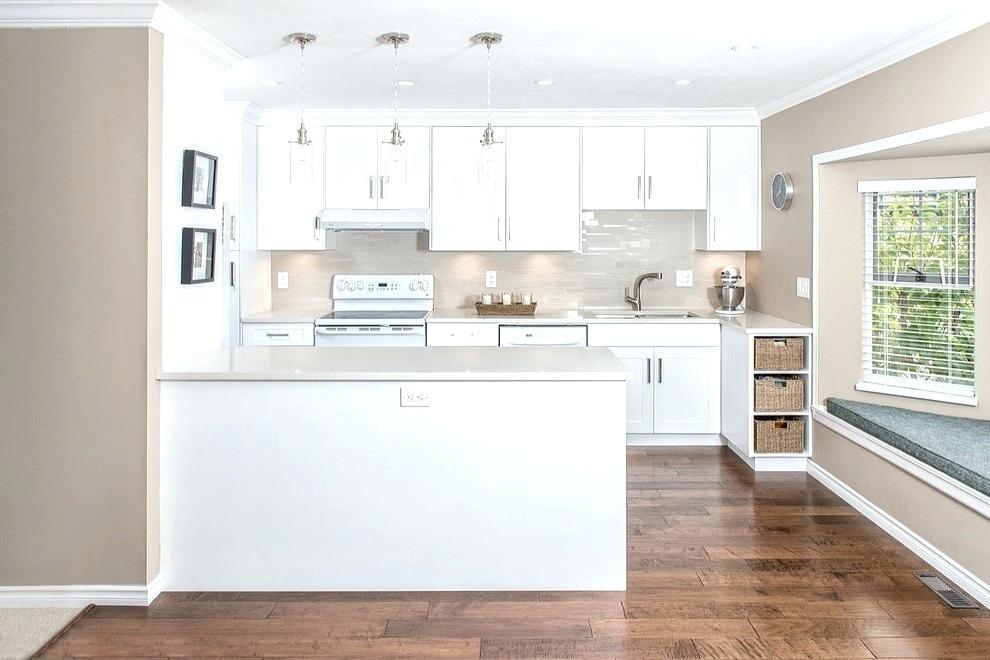 Peinture cuisine moderne 2013 id es de travaux - Peinture cuisine moderne ...