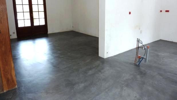 peinture carrelage sol beton cire id es de travaux. Black Bedroom Furniture Sets. Home Design Ideas
