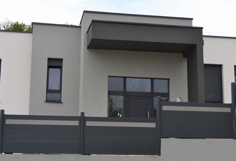 Peinture facade maison couleur id es de travaux - Facade maison couleur ...