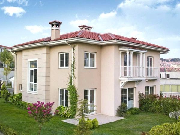 Peinture de maison ext rieur id es de travaux - Peinture maison exterieur ...