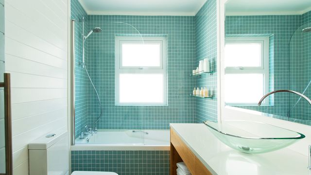 Peinture carrelage salle de bain video - Idées de travaux