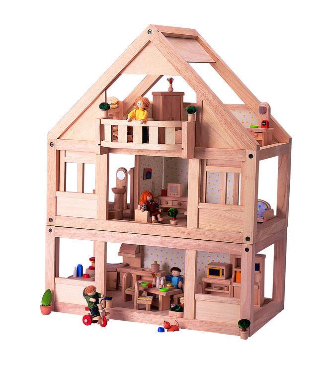 Maison de poupée plan toy - Idées de travaux