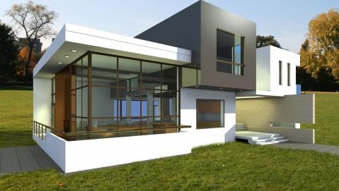 Plan des maison de luxe