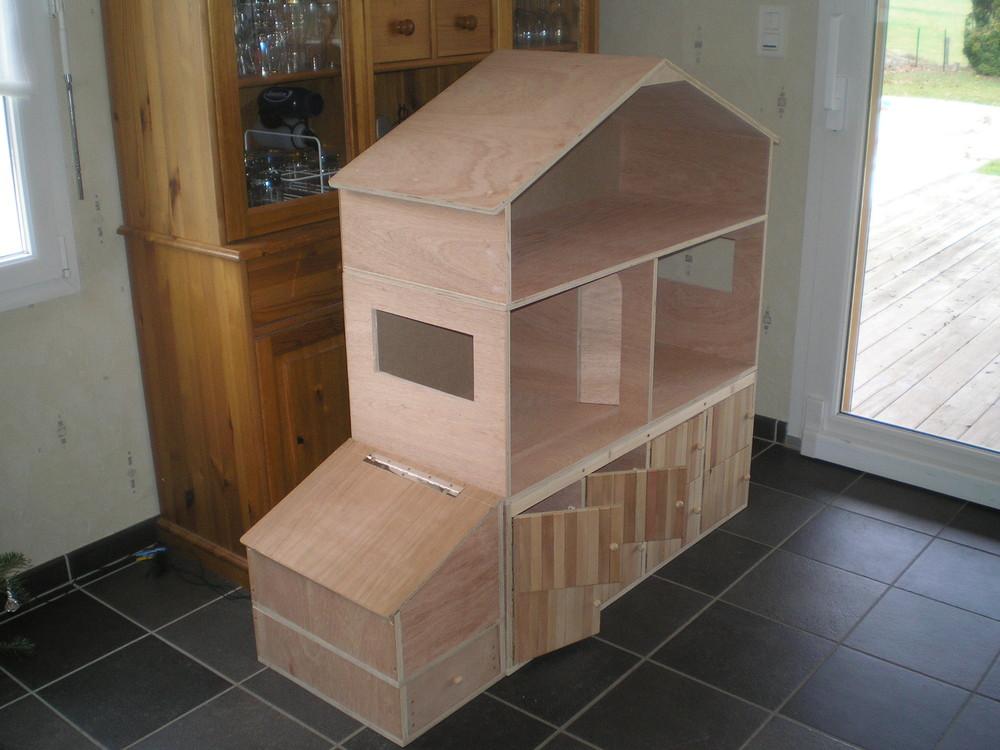 Plan pour construire une maison de barbie id es de travaux - Plan pour construire maison ...