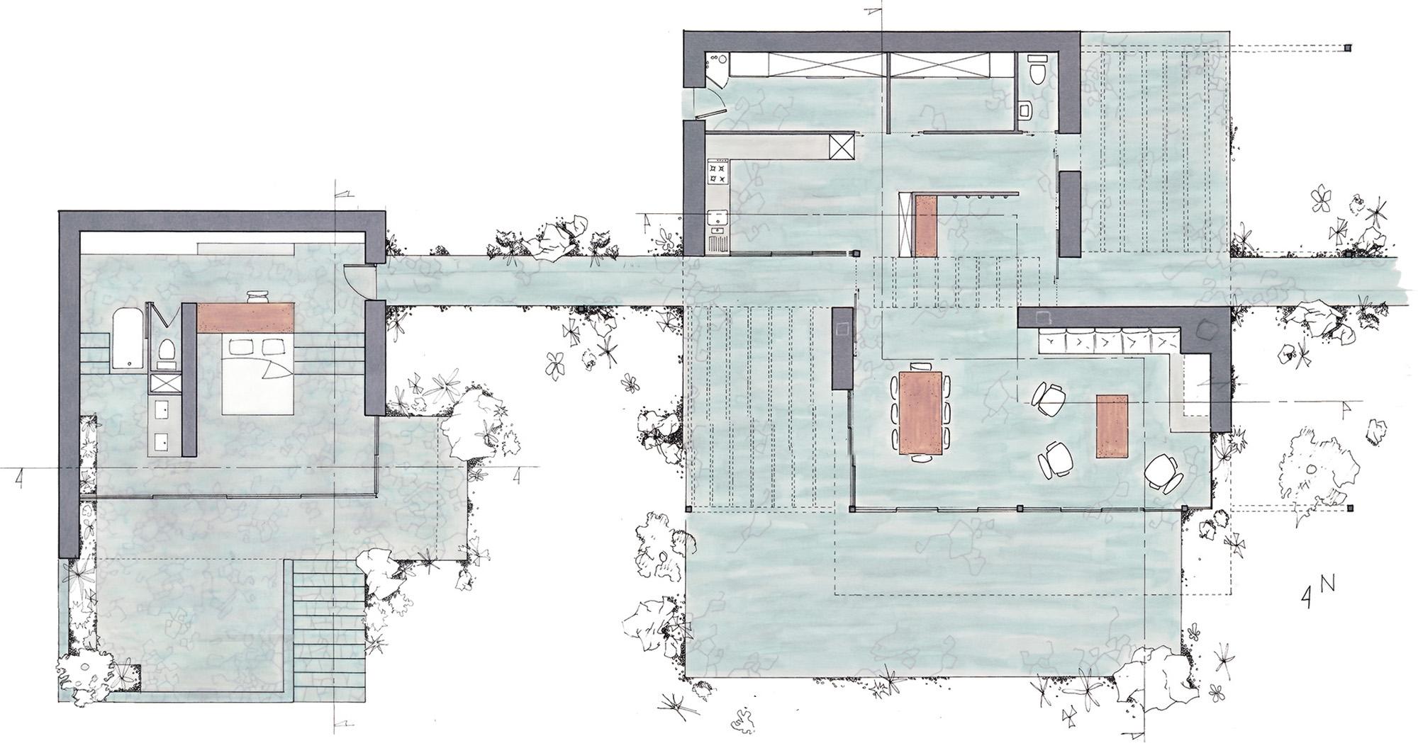Plan de maison traditionnelle japonaise - Idées de travaux