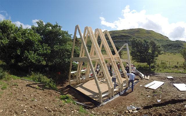 Plan de maison autoconstruction - Idées de travaux